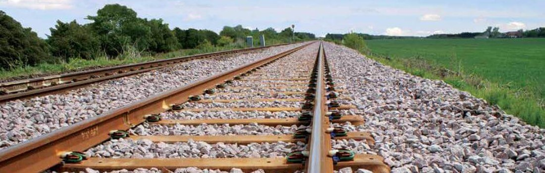 Steel railway sleepers | British Steel