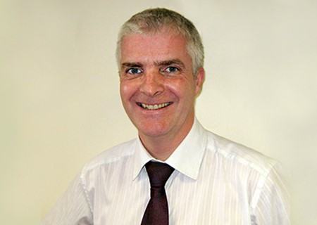 Continuous Improvement Manager Chas Goldring